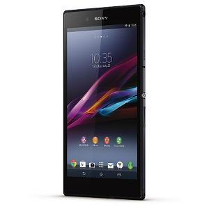 SONY タブレット Xperia Z Ultra ブラック SGP412JP/B