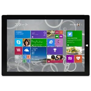 マイクロソフト Microsoft Surface Pro 3 (Core i7/256GB) 5D2-00015