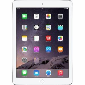 アップル iPad Air 2 Wi-Fiモデル 16GB シルバー MGLW2J/A