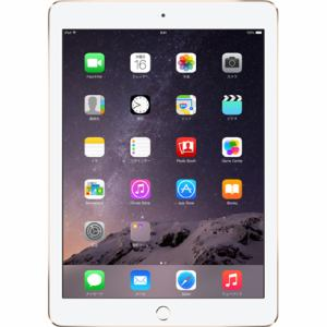 アップル iPad Air 2 Wi-Fiモデル 64GB ゴールド MH182J/A