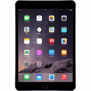 アップル iPad mini 3 Wi-Fiモデル 16GB スペースグレイ MGNR2J/A