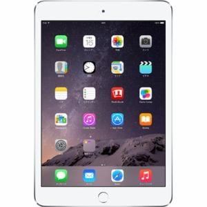 アップル iPad mini 3 Wi-Fiモデル 16GB シルバー MGNV2J/A
