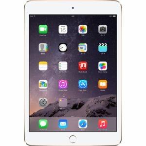 アップル iPad mini 3 Wi-Fiモデル 16GB ゴールド MGYE2J/A