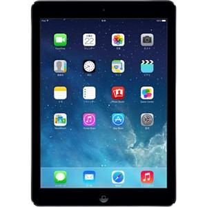 アップル(Apple) iPad Air Wi-Fi 16GB スペースグレイ MD785J/B