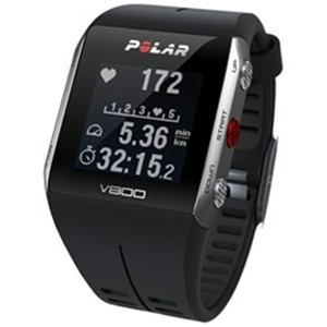 ポラール GPS搭載スポーツウオッチ V800(ブラック)【心拍センサーなし】 90047433