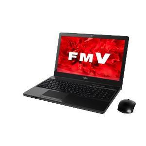 【処分品】 富士通 FMVA53UB ノートパソコン LIFEBOOK AH53/U