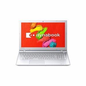 東芝 ノートパソコン dynabook T75/T PT75TWP-BWA
