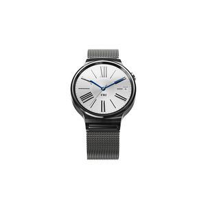 HUAWEI スマートウォッチ HUAWEI WATCH W1 Classic Stainless Mesh MERCURY-G00