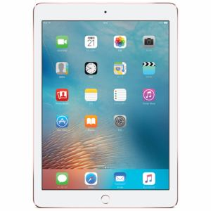 アップル(Apple) MM172J/A iPad Pro Wi-Fiモデル 9.7インチ 32GB ローズゴールド