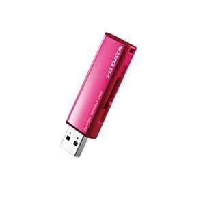 <ヤマダ> IOデータ U3-AL32G/VP USB 3.0/2.0対応フラッシュメモリー デザインモデル ビビットピンク 32GB U3AL32GVP 32GB画像