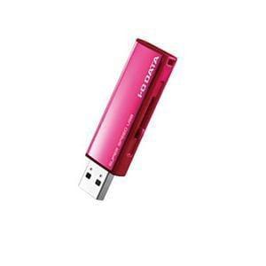 <ヤマダ> IOデータ U3-AL8G/VP USB 3.0/2.0対応フラッシュメモリー デザインモデル ビビットピンク 8GB U3AL8GVP 8GB画像