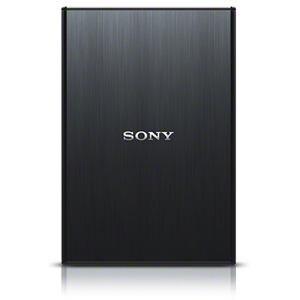 SONY USB3.0対応 ポータブルハードディスク 1.0TB ブラック HD-S1A-B