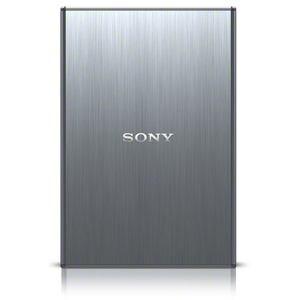 SONY USB3.0対応 ポータブルハードディスク 1.0TB シルバー HD1A-S-S