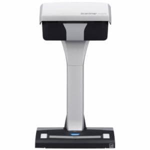 富士通 A3ドキュメントスキャナ ScanSnap SV600(2年保証モデル) FI-SV600A-P