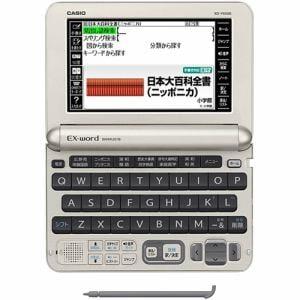 カシオ 電子辞書 「エクスワード」 (生活・教養向けモデル、140コンテンツ収録) シャンパンゴールド XD-Y6500GD