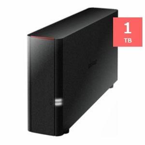 バッファロー リンクステーション ネットワーク対応HDD 1TB LS210D0101C