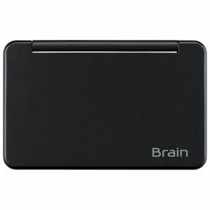 シャープ PW-SA4-B 電子辞書 「Brain(ブレーン)」 (生活・教養モデル、100コンテンツ収録) ブラック系