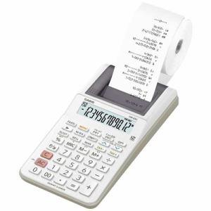 カシオ HR-8RCWE プリンター電卓