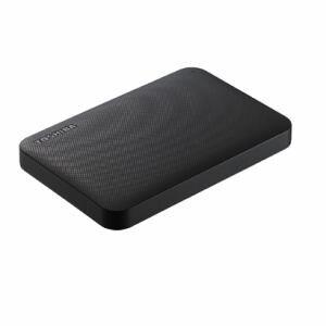 東芝 ポータブルHDD CANVIO BASICS HD-ACシリーズ 1TB (ブラック) HD-AC10TK