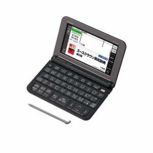 カシオ XD-Z3800BK 電子辞書 「EX-word(エクスワード)」 (中学生モデル 170コンテンツ収録) ブラック