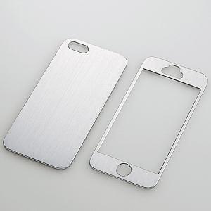 エレコム iPhone5s/5用アルミパネル PS-A12ALPSVN