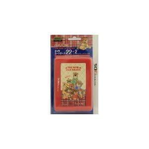 キャラカードケース22+2 for ニンテンドー3DS スージー・ズー ナインベアー SSKY-3DS-016