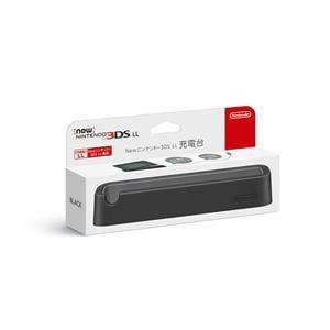任天堂 【NEW3DSLL】Newニンテンドー3DS LL充電台 ブラック RED-A-CDK