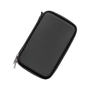 サイバーガジェット 【New3DSLL】CYBER ・ セミハードケース スリム ( New 3DS LL 用) ブラック CY-N3DLSSHC-BK