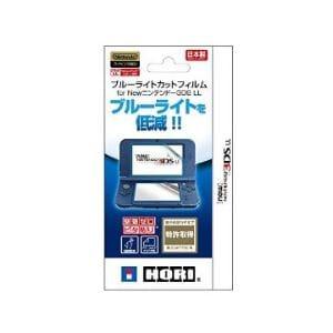 ホリ ブルーライトカット フィルム for New3DSLL 3DS-433