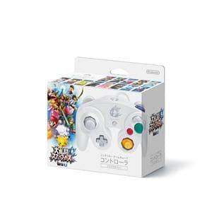 任天堂 ニンテンドーゲームキューブコントローラ  スマブラホワイト DOL-A-CWB