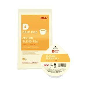 UCC DRIP POD抽出機専用 セイロンブレンド紅茶 8P DPCT001