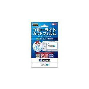 ホリ ブルーライトカットフィルム for WiiUGamePad WIU-091