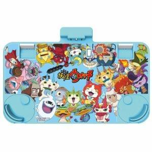 ホリ 妖怪ウォッチ チャージスタンド  for Newニンテンドー3DSLLライトブルー 3DS-456