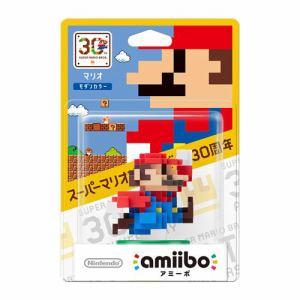 任天堂 amiibo マリオ【モダンカラー】(SUPER MARIO BROS. 30thシリーズ) NVL-C-AFAB