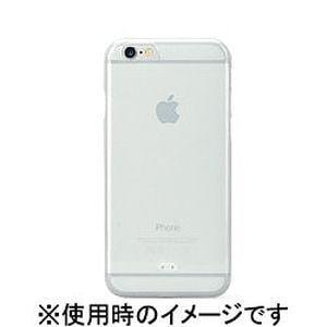 フォーカルポイントコンピューター iPhone 6s/6 クリアホワイト TUN-PH-000397