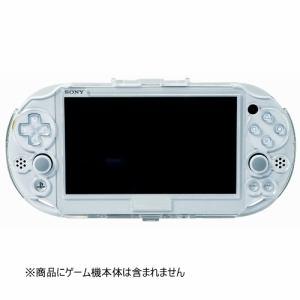 ホリ Newプロテクトフレーム for PlayStationVita CLEAR PSV-132