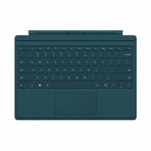 マイクロソフト QC700075 Microsoft Surface Pro 4 タイプ カバー ティール グリーン