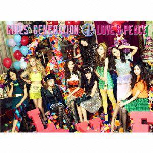 <CD> 少女時代 / LOVE&PEACE(初回限定盤)(DVD付)