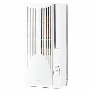 コイズミ KAW-1662-W 窓用エアコン ホワイト