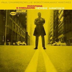 <CD> ハービー・ハンコック / インヴェンションズ・アンド・ディメンションズ+2