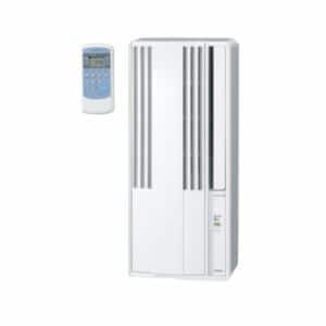 コロナ CW-F1617(WS) 窓用エアコン (冷房専用・~6畳) シェルホワイト