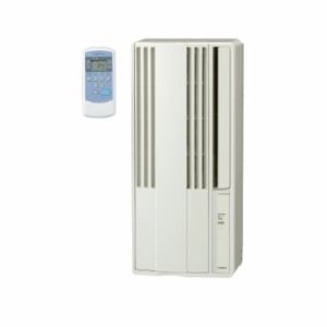 コロナ CW-F1817(W) 窓用エアコン (冷房専用・~7畳) シティホワイト
