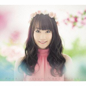 <CD> 水樹奈々 / Angel Blossom(初回限定盤)(Blu-ray Disc付)