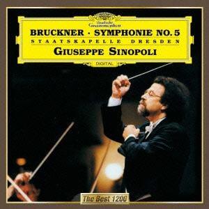 <CD> シノーポリ / ブルックナー:交響曲第5番