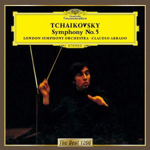 <CD> アバド / チャイコフスキー:交響曲第5番
