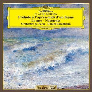 <CD> バレンボイム / ドビュッシー:交響詩「海」、牧神の午後への前奏曲、夜想曲