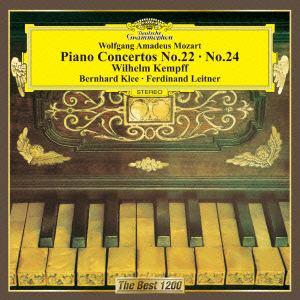 <CD> ケンプ / モーツァルト:ピアノ協奏曲第22番&第24番