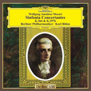 <CD> ベーム / モーツァルト:協奏交響曲集