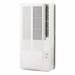 コイズミ KAW-1972/W 窓用エアコン (冷房専用・~8畳) ホワイト