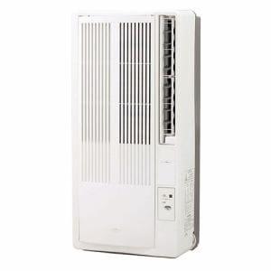 コイズミ KAW-1672/W 窓用エアコン (冷房専用・~7畳) ホワイト